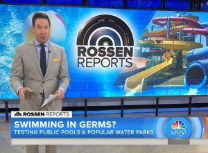 Today Show Pool Tests